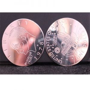 palming coin
