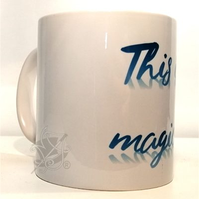 TAZA THIS IS MAGIC